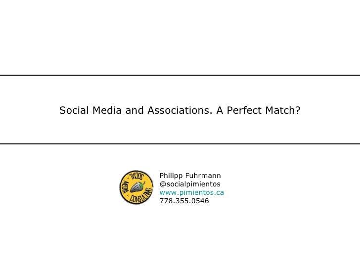 Social Media for Associations