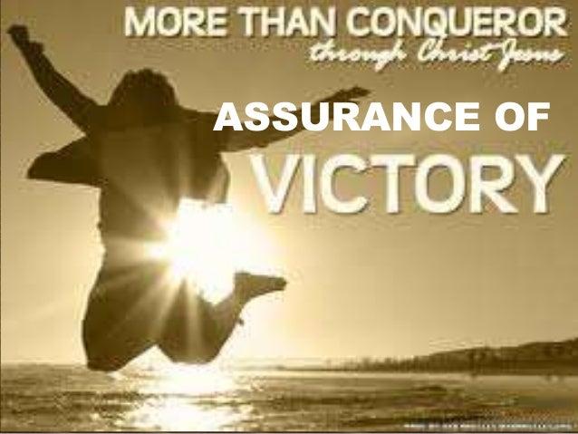 Assurance of victory v1.0