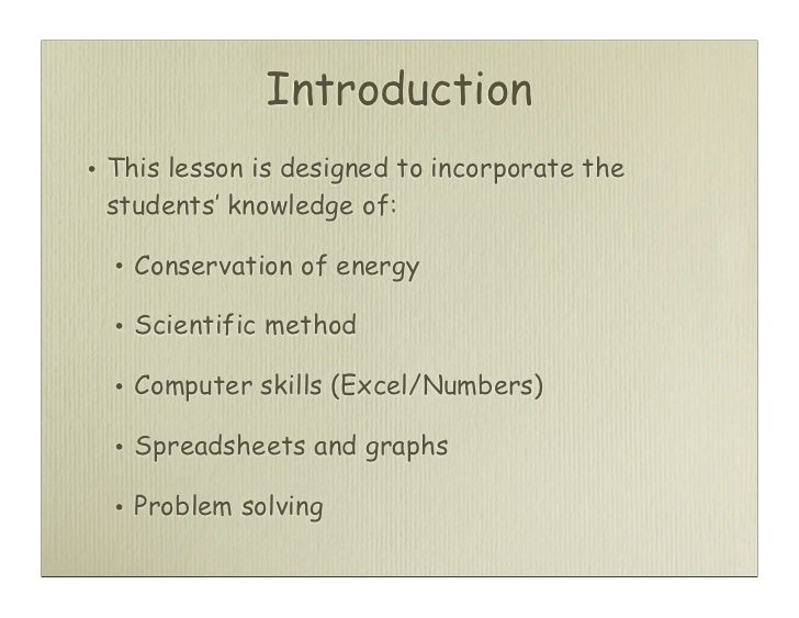 lesson plan in science conservation of energy grade 6 Lesson plans, teacher guides and online games tips and facts for kids who want to save energy grades: 6-8 lesson plan environmental health science.