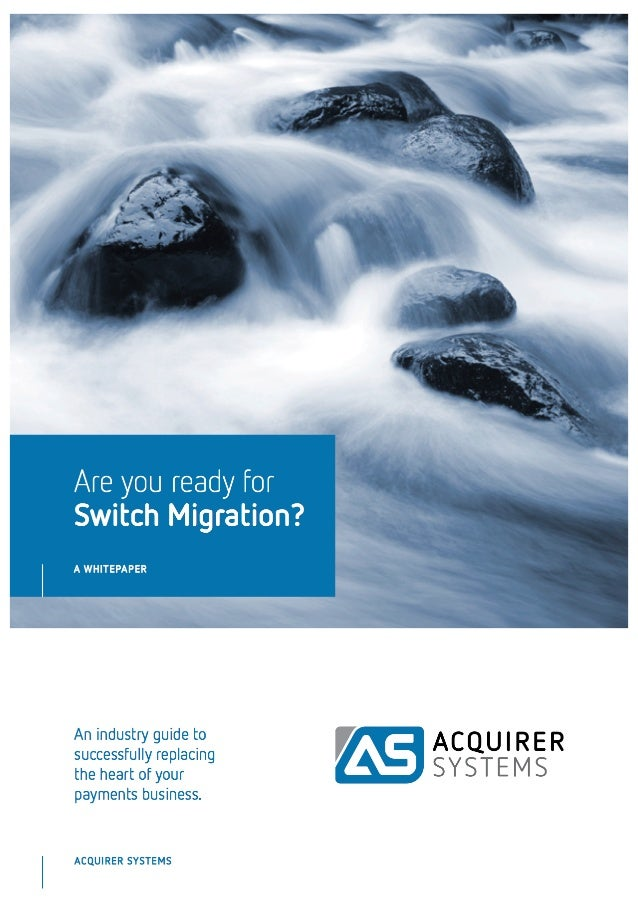 AS switch migration white paper