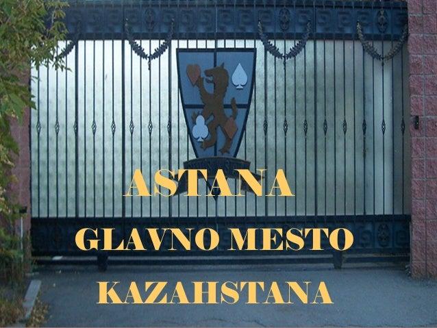 Astana kazahstan