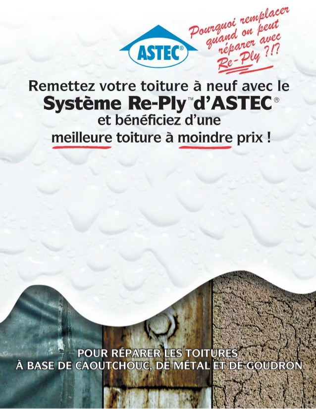 Astec Roofing Systems - French