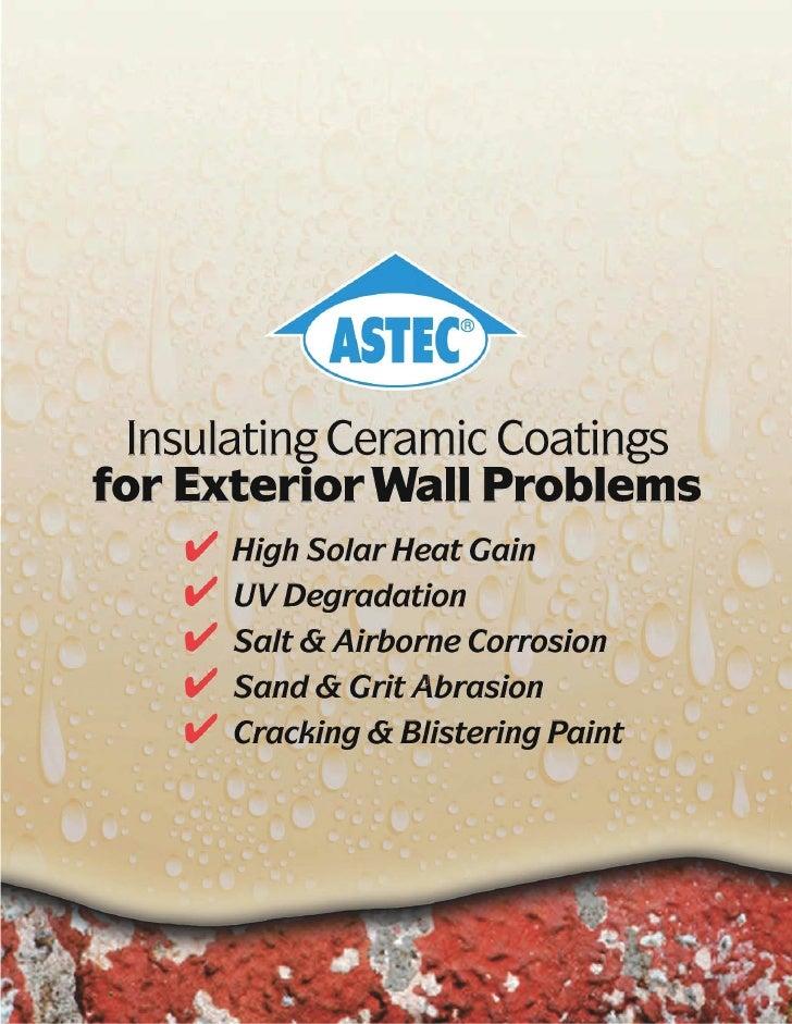 Astec 2010 Exterior Wall Brochure