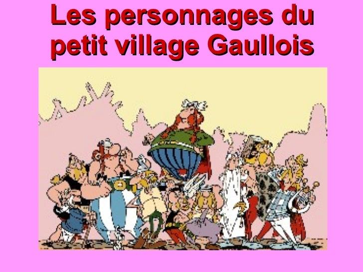 La bd ast rix et ob lix - Personnage asterix et obelix ...