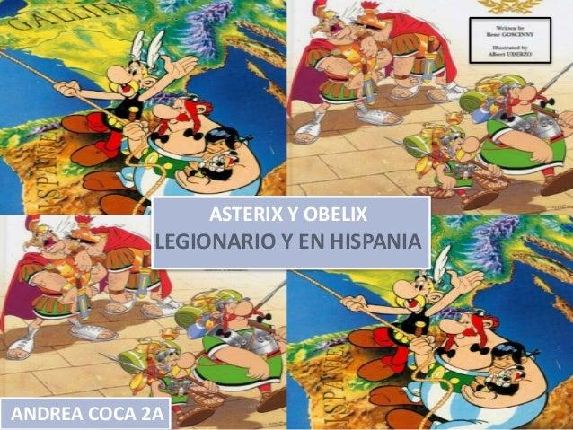 Citaten Asterix En Obelix : Asterix y obelix