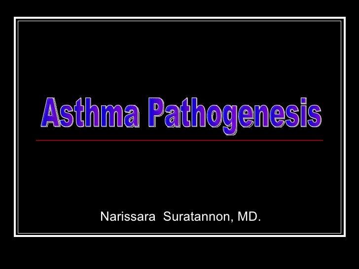Asthma Pathogenesis