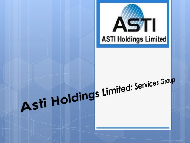 Asti Holdings Limited, Our Business Network