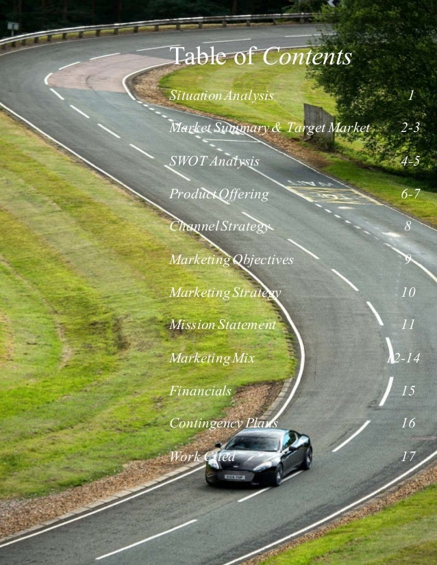aston martin swot analysis The aston martin v8 is an iron fist in a velvet glove and a piece of automotive history from a  classic car auctions & analysis, classic car market and values,.