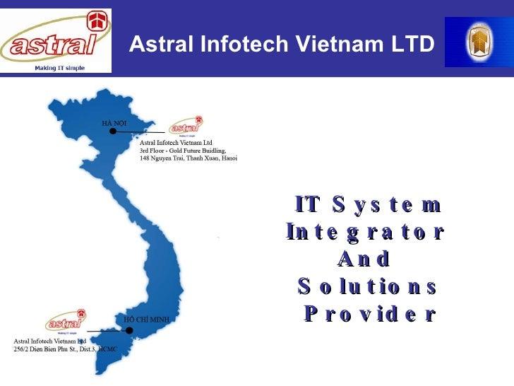 Astral Corporate Profile