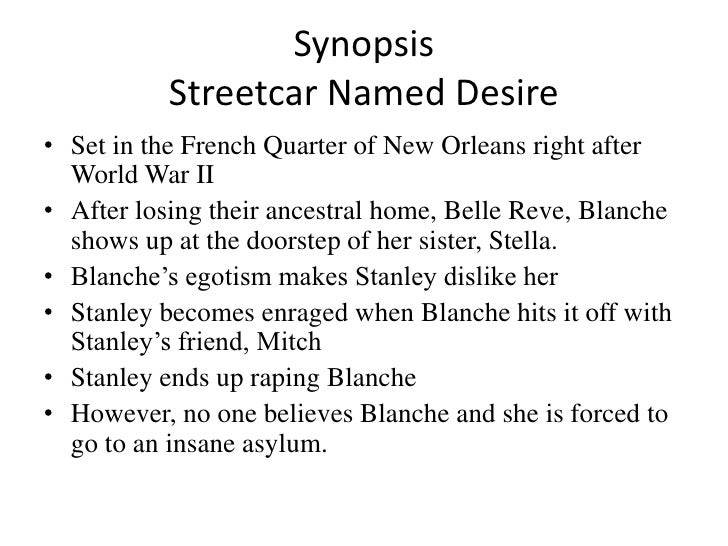 a streetcar named desire essay themes 2015-3-23 symbolism in a street car named desire - essay  symbols in a streetcar named desire,  if you are the original writer of this essay and no longer wish to.