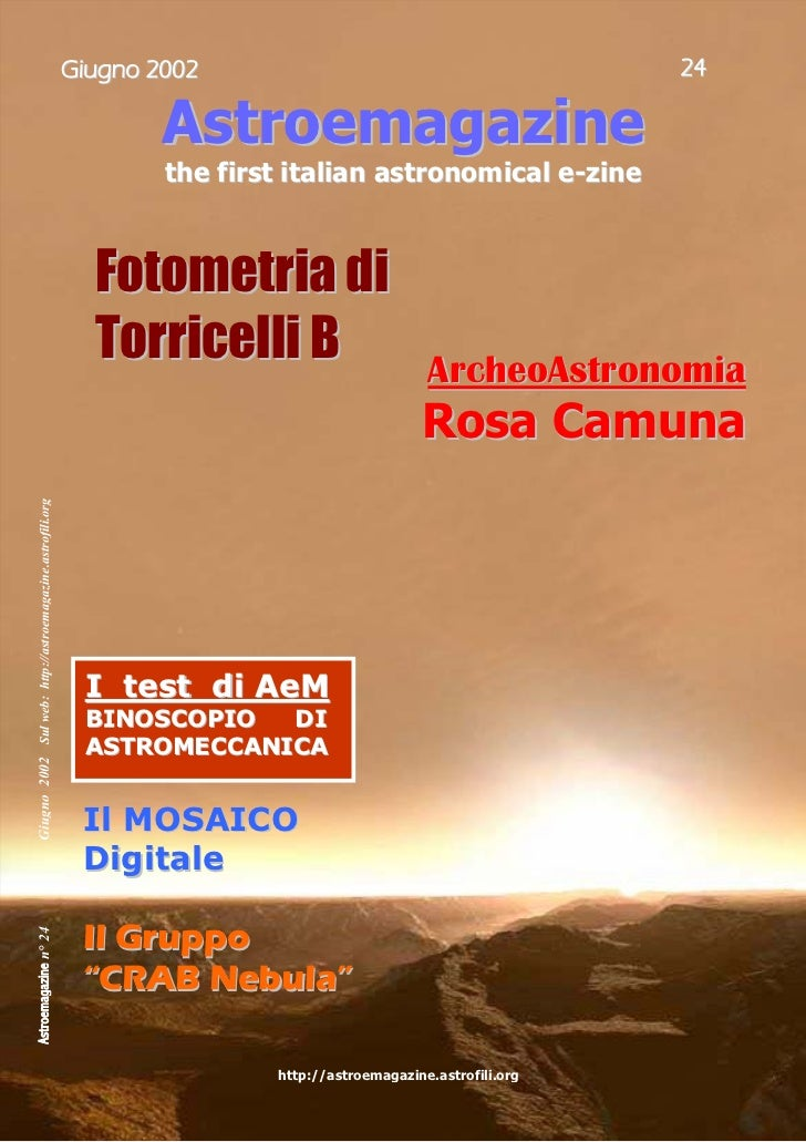 Astroemagazine n24