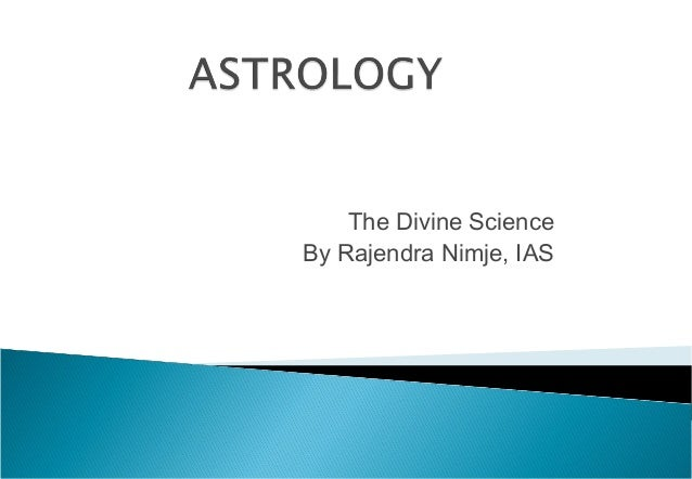 The Divine Science By Rajendra Nimje, IAS