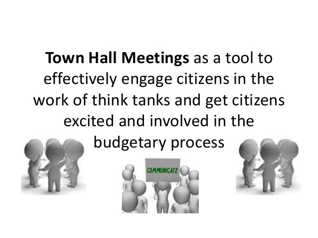 Public Engagement: Town Hall Meetings in Armenia