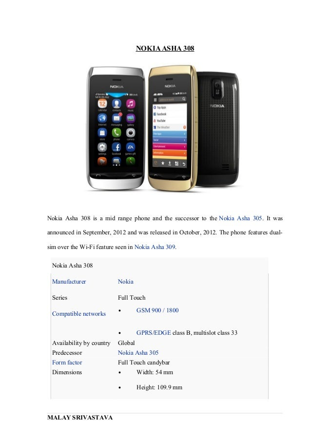 Скачать бесплатно Видео плееры для Nokia Asha 305  306