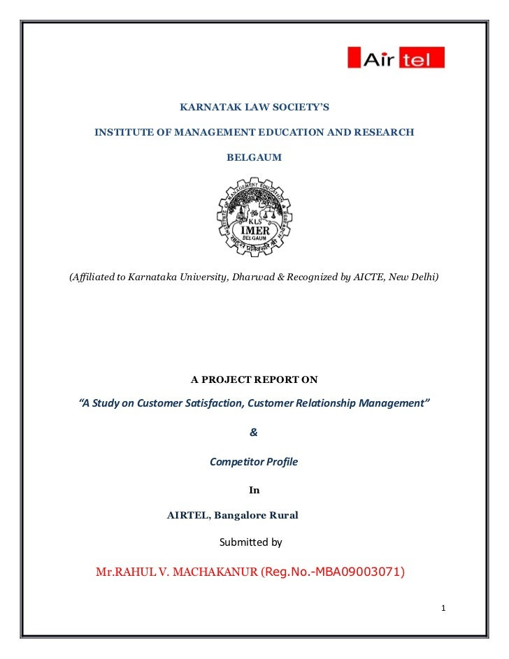 KARNATAK LAW SOCIETY'S     INSTITUTE OF MANAGEMENT EDUCATION AND RESEARCH                                 BELGAUM(Affiliat...