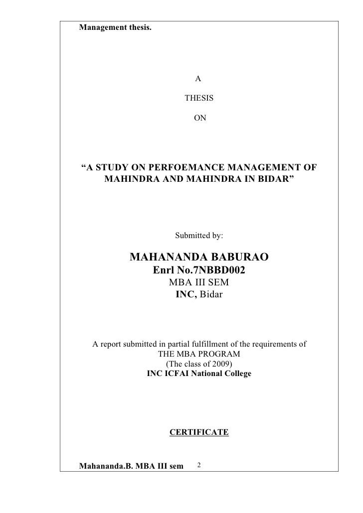 mba thesis on operation management Projects topics for mba -operations management 1 concepts and techniques related to materials management 2 computer and quantitative models used in formulating.