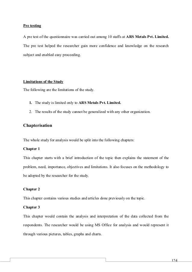 Organizational Climate Questionnaire Essay
