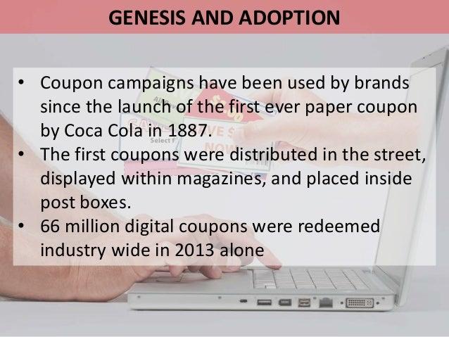 Digital coupon research