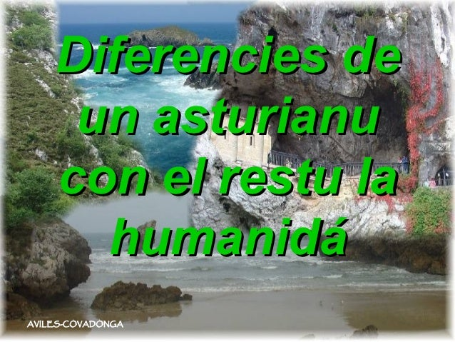 Asturianu con el restu