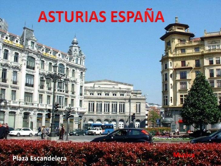 Música Plaza Escandelera