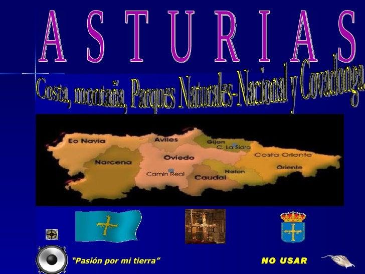 Asturias con canciones