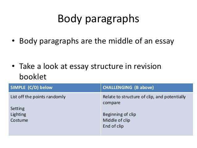 construct essay