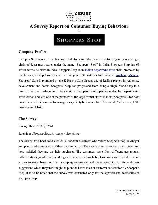 survey essay buyer behavior process consumer buying behaviour analysis