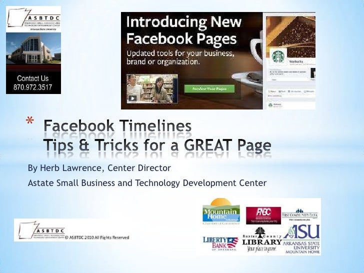 Facebook Timelines for Pages Mountain Home