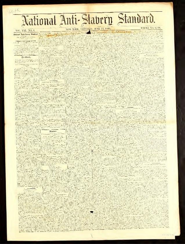 National Anti-Slavery Standard, Year 1860, Jun 23