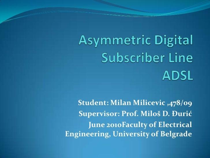 Asymmetric digital subscriber_line_adsl