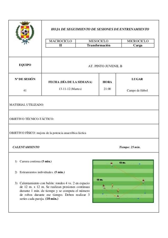 At. pinto juvenil b (12 al 18 de noviembre de 2012)