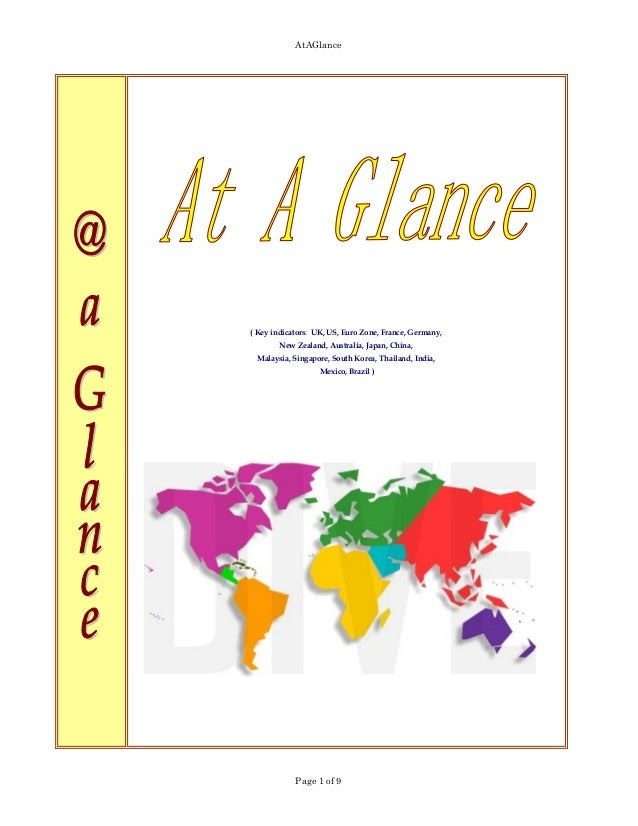 AtAGlance( Key indicators:  UK, US, Euro Zone, France, Germany,         New Zealand, Australia, Japan, China,  Malaysia, S...