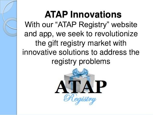 ATAP Registry