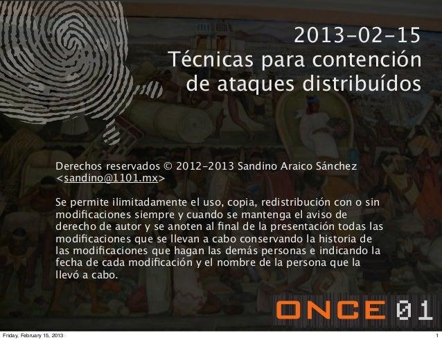 2013-02-15                                           Técnicas para contención                                            d...