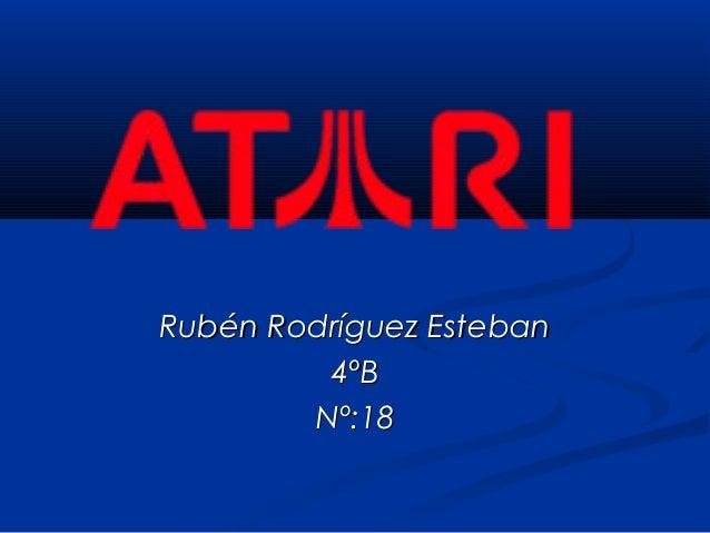 Rubén Rodríguez EstebanRubén Rodríguez Esteban4ºB4ºBNº:18Nº:18