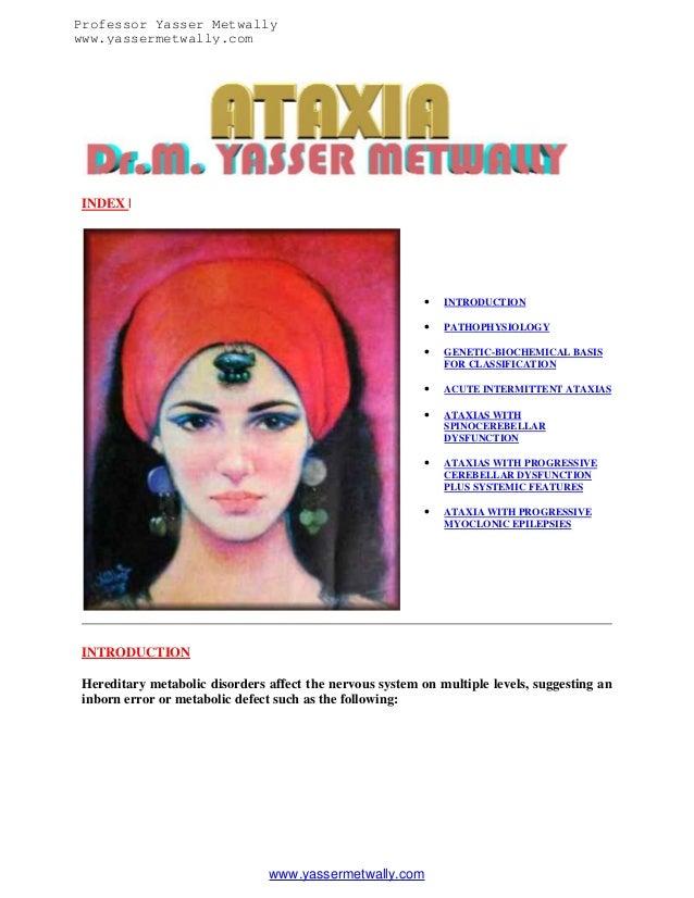 Professor Yasser Metwallywww.yassermetwally.com INDEX |                                                              INTR...