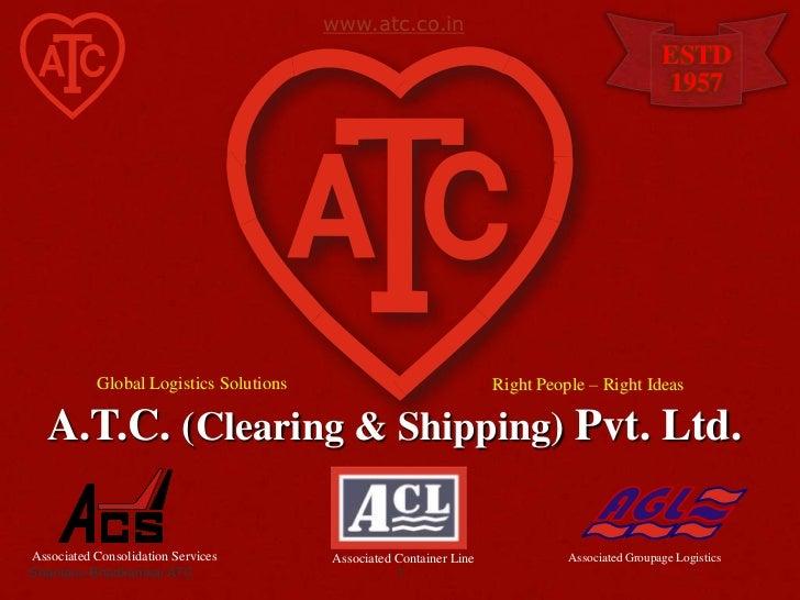 www.atc.co.in                                                                                               ESTD          ...