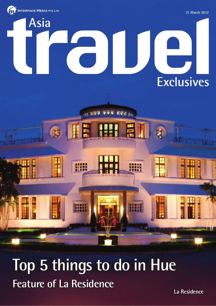 La Residence Hue on Asia Travel Exclusive