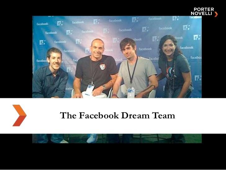 The Facebook Dream Team<br />