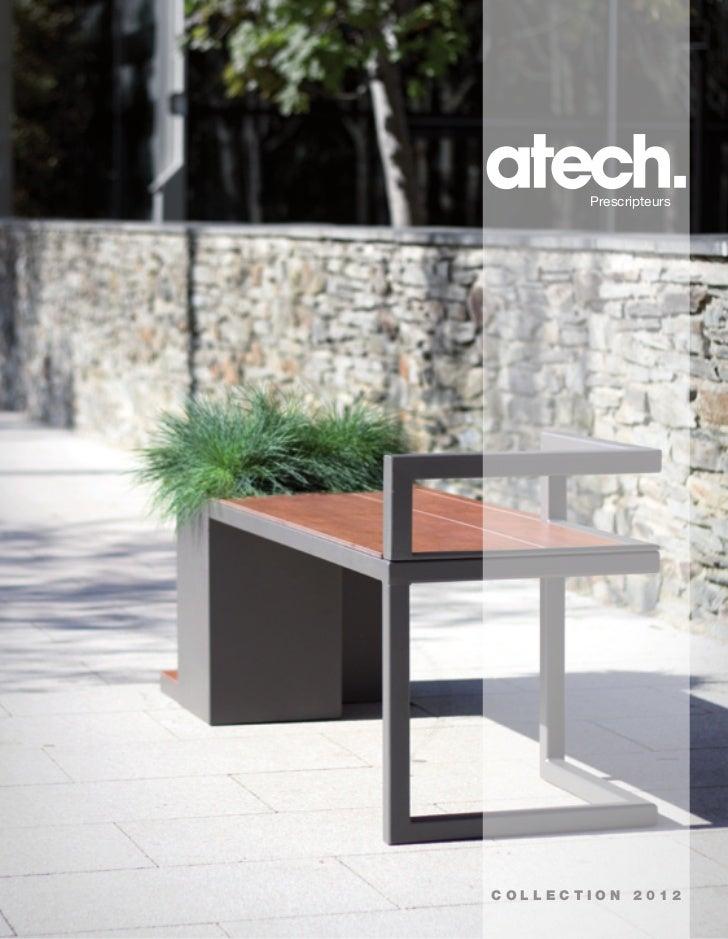 Catalogue Atech 2012