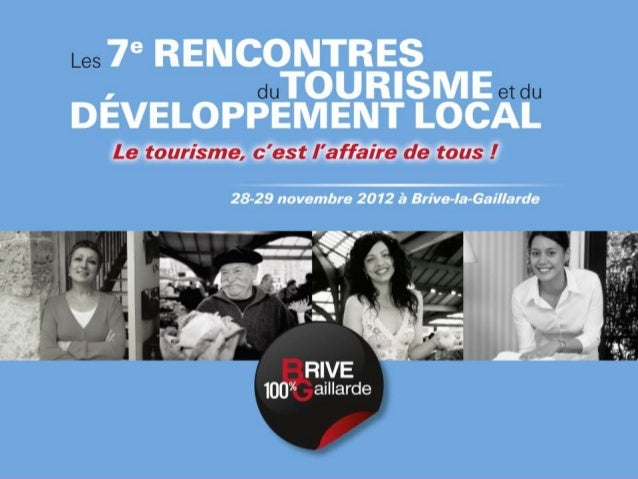 Structuration touristique