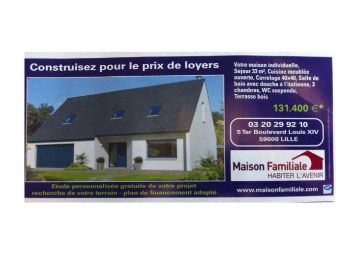 Tourcoing                             Boulogne  LE GRAND ENSEMBLE        CONSTRUIRE            Septembre 2012