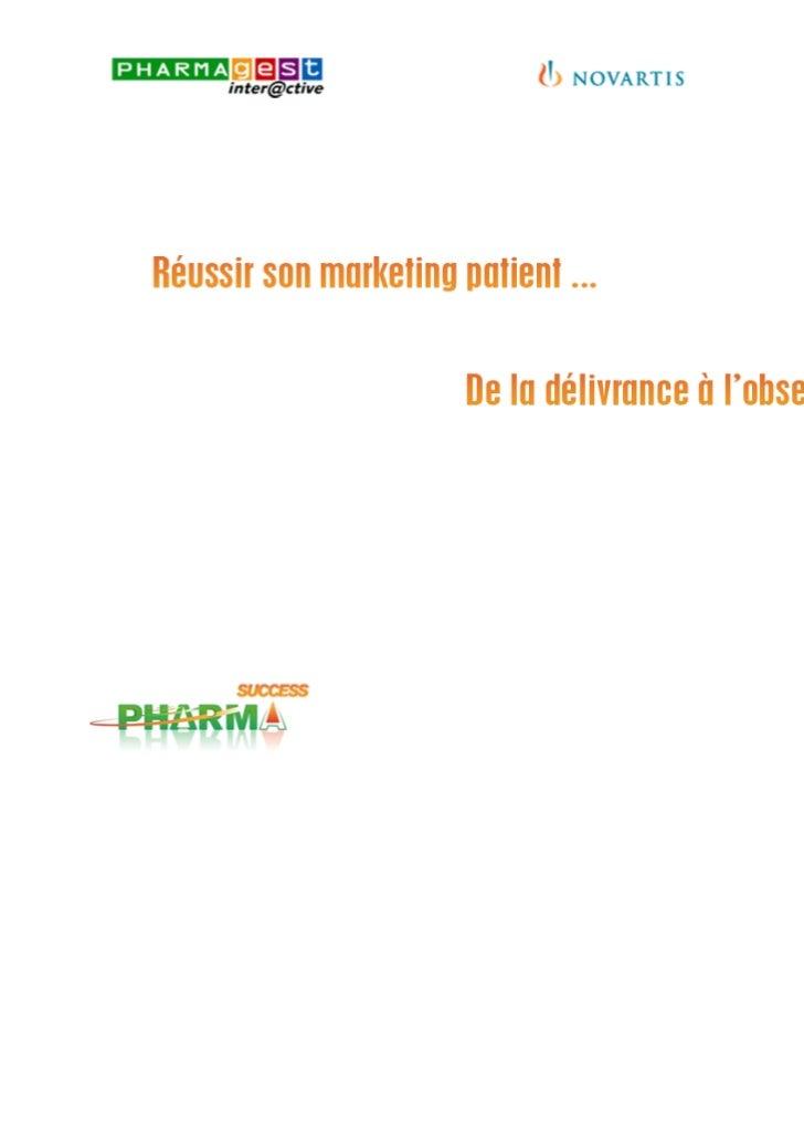 Intervenants:CATHERINE CORNIBERT-  Présidente ACSALEXANDRINE CHAPUSOT- Responsable Marketing opérationnel-                ...