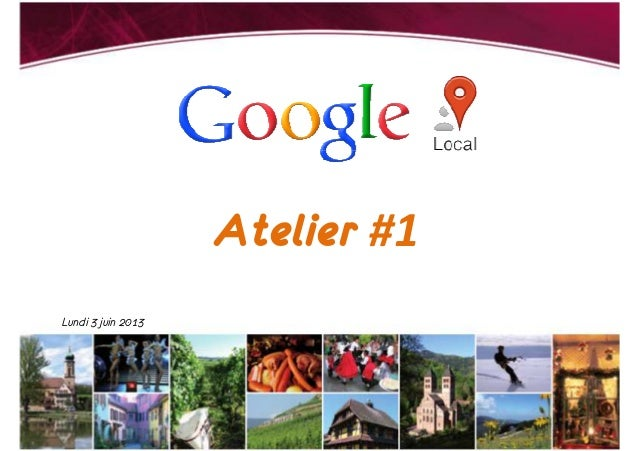 Atelier google + local ot guebwiller