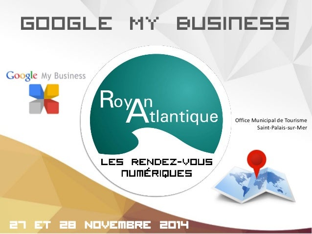 Google My Business  Office Municipal de Tourisme  Saint-Palais-sur-Mer