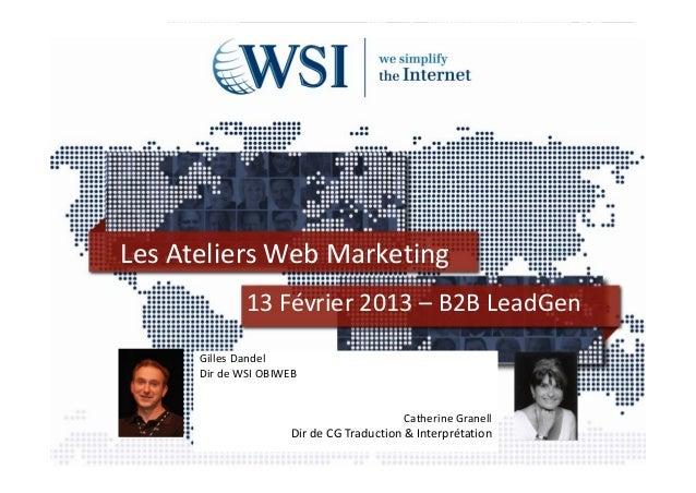 Comment convertir vos visiteurs web en prospects/clients
