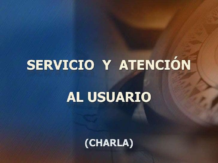 Atencion al ciudadano cliente