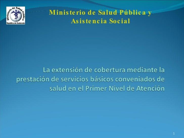 Atencion Primaria En Salud Guatemala2006v2