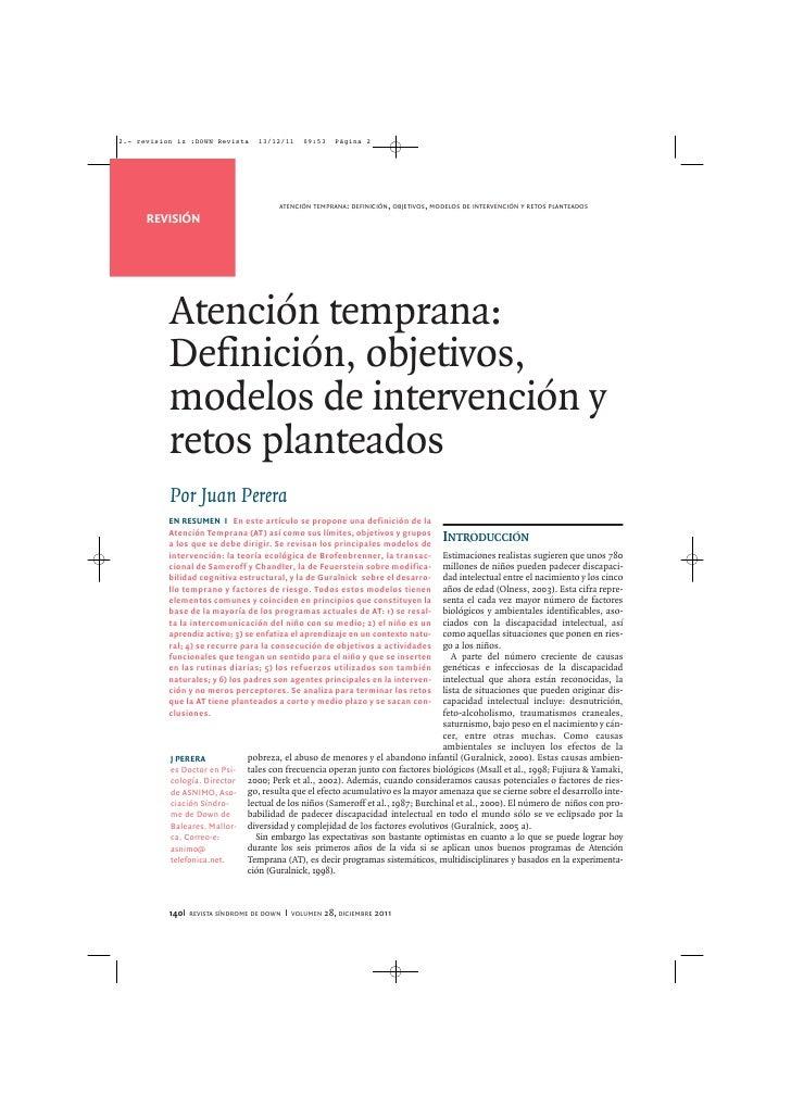 2.- revision iz :DOWN Revista       13/12/11        09:53   Página 2                                         ATENCIÓN TEMP...