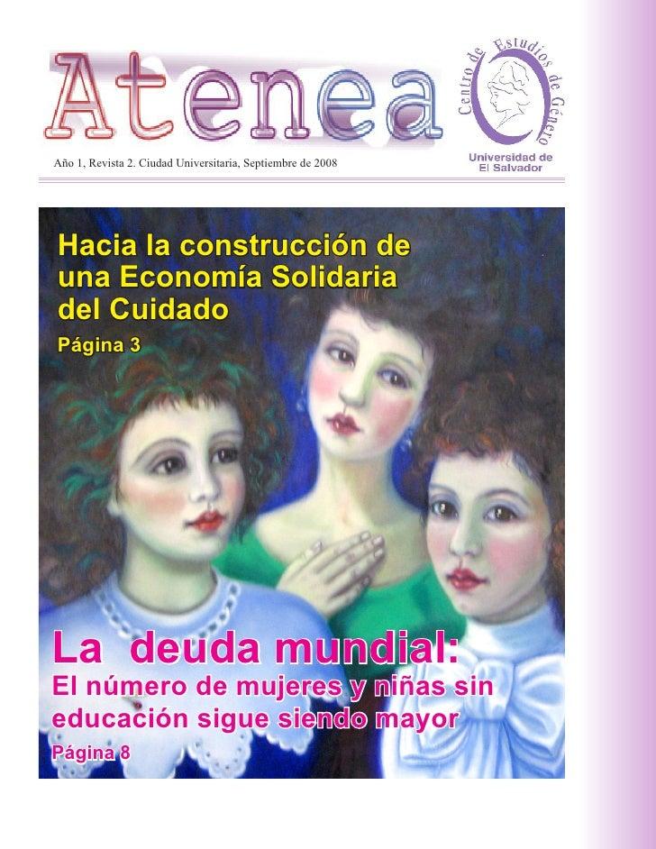 Revista Atenea
